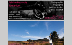 Newsletter de Fabrice Beauvois • Studio Sourisdom du 20/09/2012