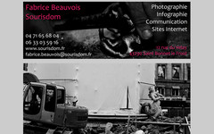Newsletter de Fabrice Beauvois • Studio Sourisdom du 09/05/2012