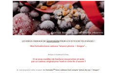 Newsletter de Fabrice Beauvois • Studio Sourisdom du 12/12/2011